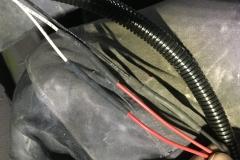 Reparatur von Kabelbruch