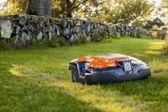 Rasen Robotermäher