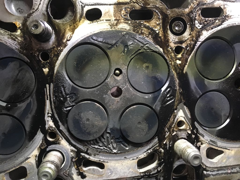 Motorschaden durch lose Teile