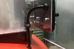 Gabelstapler Beleuchtungsaufbau