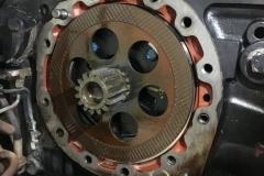 Reparatur an Bremsen