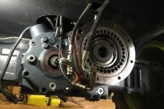 Reparatur Schaltgetriebe
