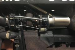 Aufbau von Motorbremse