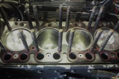 Komplett Revision von Dieselmotor