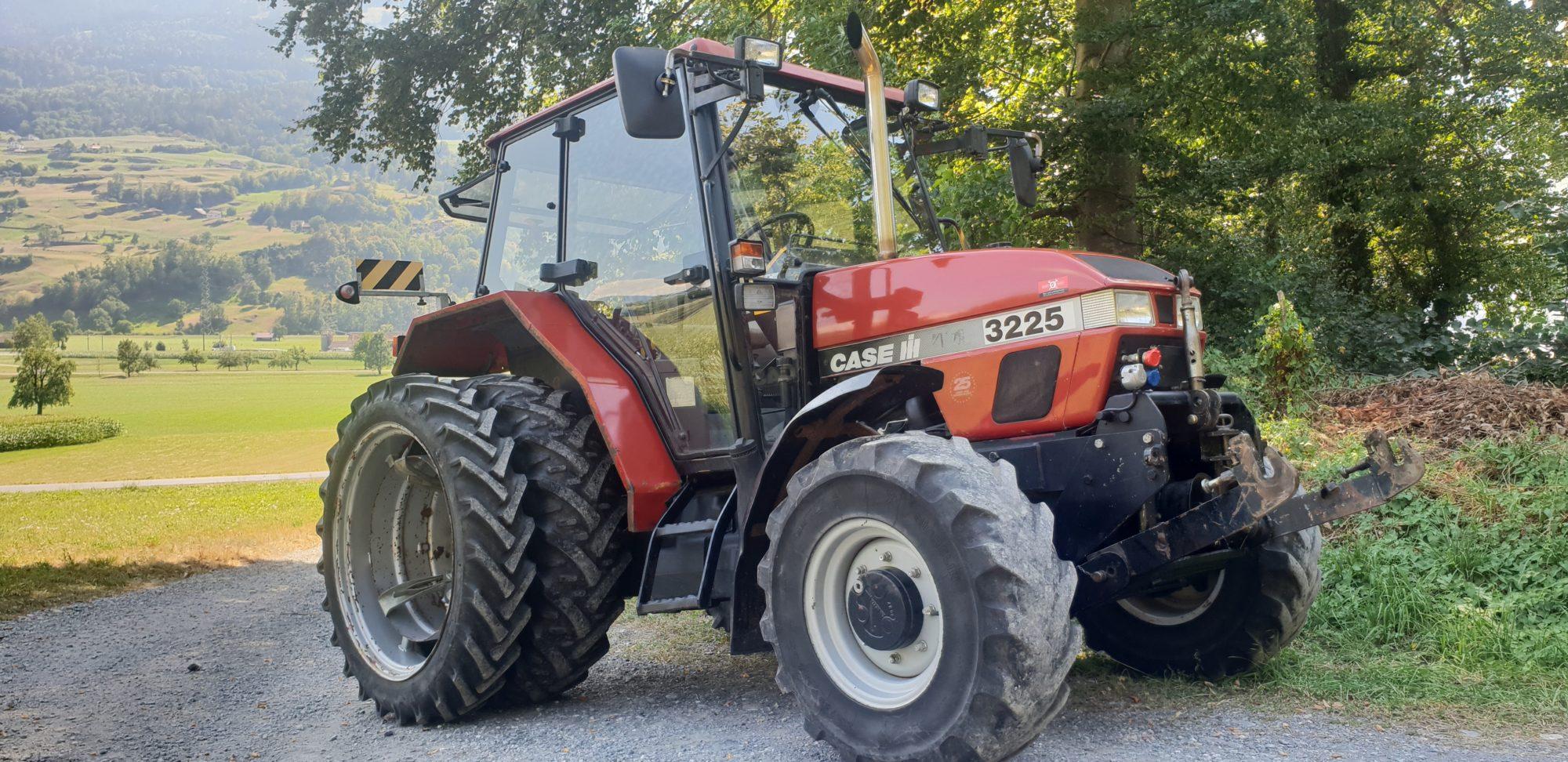 Traktor Case 3225 zu verkaufen Occasion