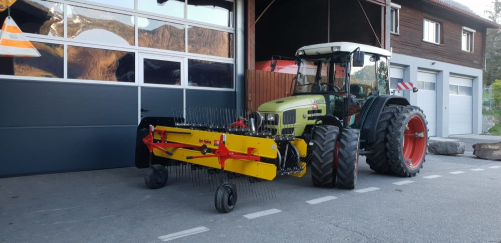 Hürlimann Traktor Occasion