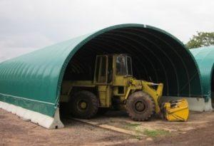 Rovagro Shelterall Baumaschinen