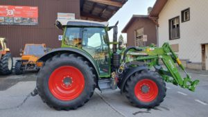 Traktor Fendt 211 Verkauf Landmaschinen
